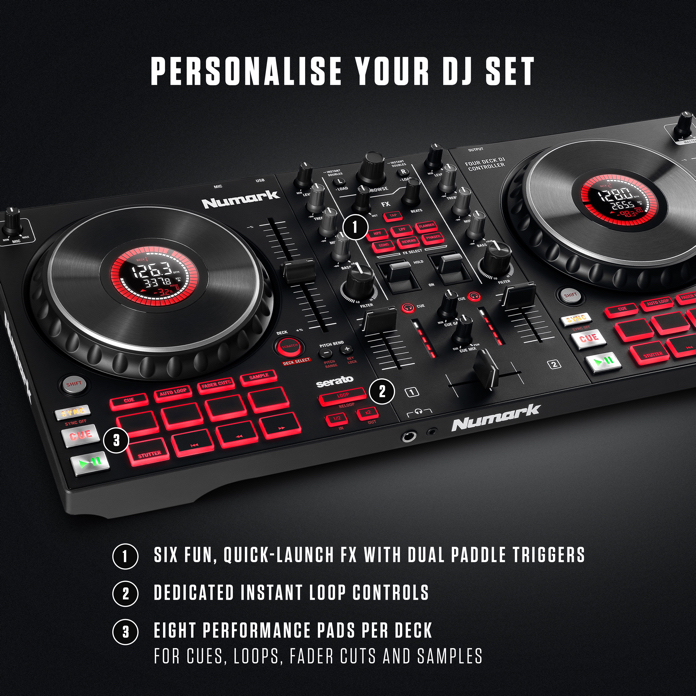 Personalise Your DJ Set