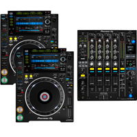 Image of CDJ/MP3 Packages