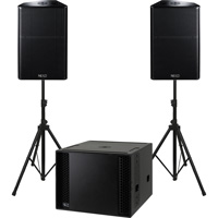 Image of Passive Speaker Systems