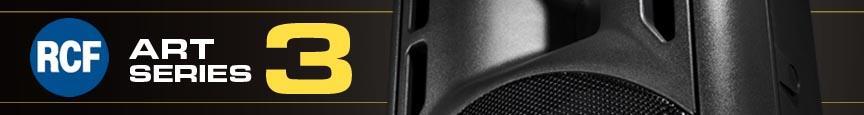 RCF ART3 Series Speakers