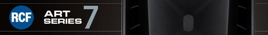 RCF ART7 Series Speakers