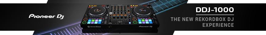 Pioneer DDJ-1000 packages
