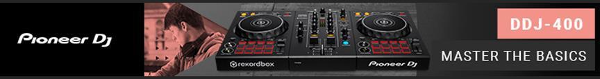 Pioneer DDJ-400 rekordbox dj controller