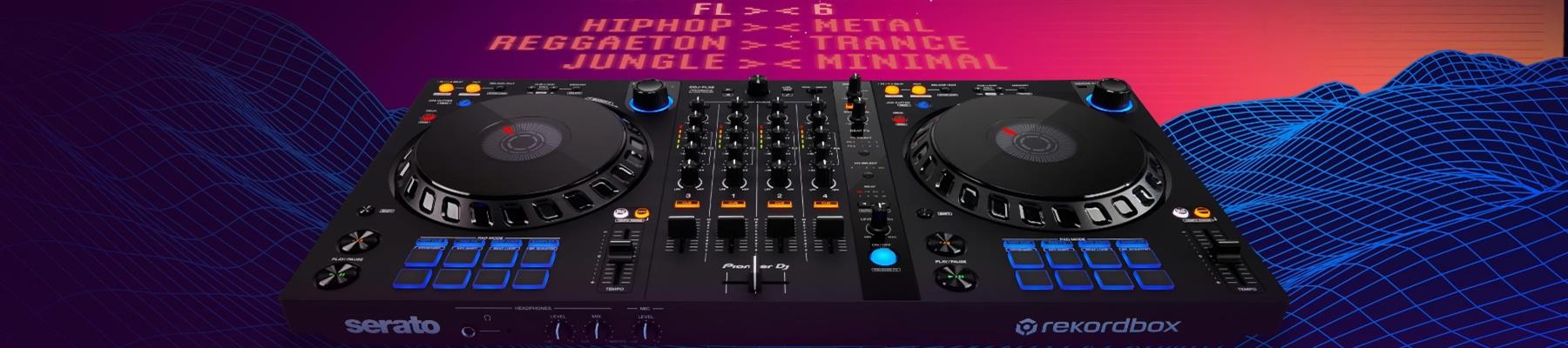 Flex Your Boundaries with the Pioneer DJ DDJ-FLX6