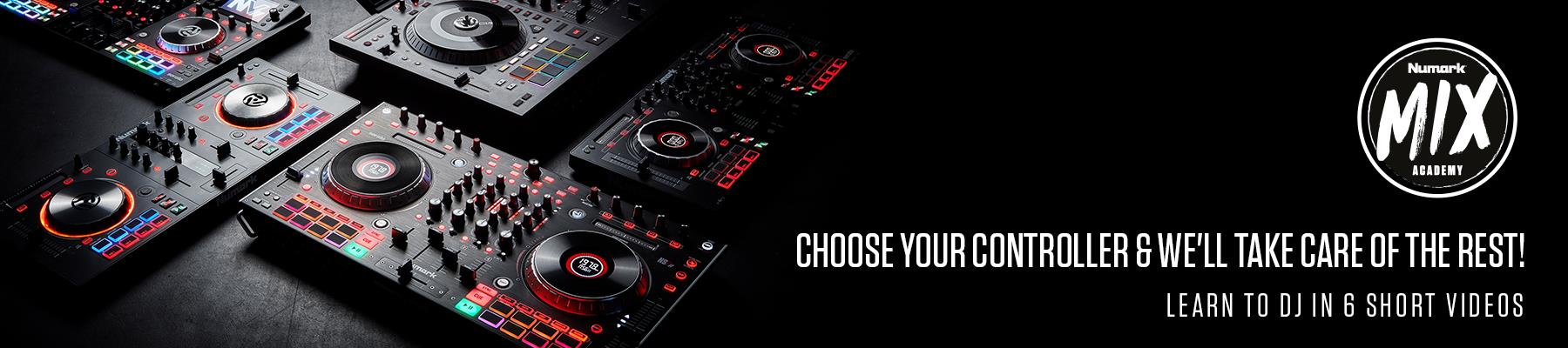 Your entry into Pro DJ performance starts here.