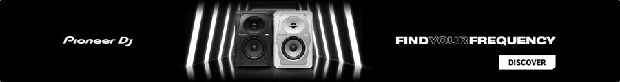 Pioneer DJ VM Series Monitor Speakers