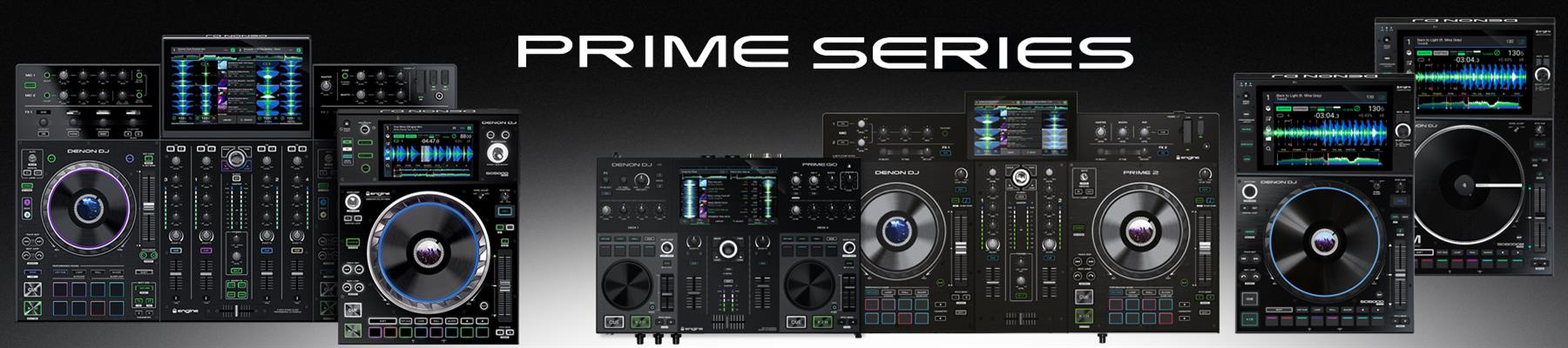 Denon Prime - Embrace The Future
