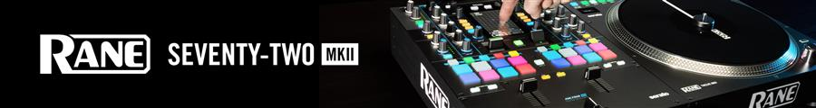 RANR SEVENTY-TWO MKII Premium Performance Mixer
