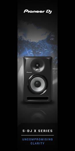 Pioneer S-DJ X Series - Uncompromising Clarity