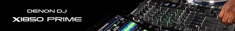 Denon DJ X1850 Mixer