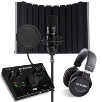 Image of M Audio AIR 192|4 Vocal Studio Pro & Sound Shield Bundle
