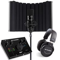 Image of M Audio AIR 192|4 Vocal Studio Pro & Sound Shield Package