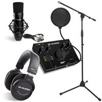 Image of M Audio AIR 192|4 Vocal Studio Pro Bundle