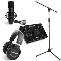 Image of M Audio AIR 192|4 Vocal Studio Pro Package