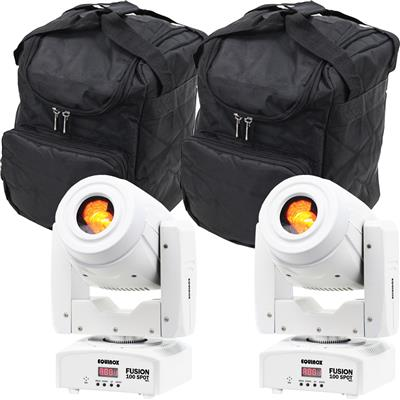 Image of Equinox Fusion 100 Spot MkII White Package 1