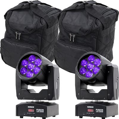Image of Equinox Fusion 120 Zoom MKII Package 1
