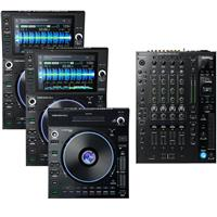 Image of Denon DJ SC6000 & X1850 LC6000 Package