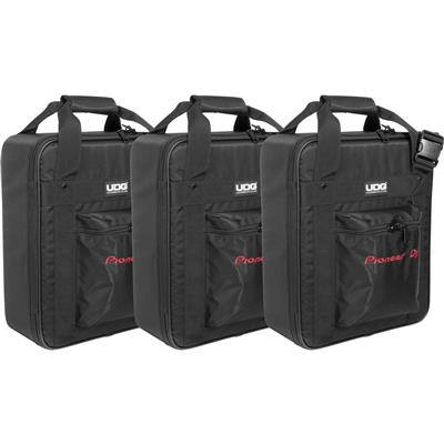 Image of UDG 3 x Ultimate Pioneer CD Player/Mixer Bag Large