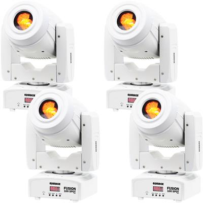 Image of Equinox Fusion 100 Spot MkII White Package 2