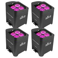 Image of Chauvet Freedom Par Hex-4 Pack