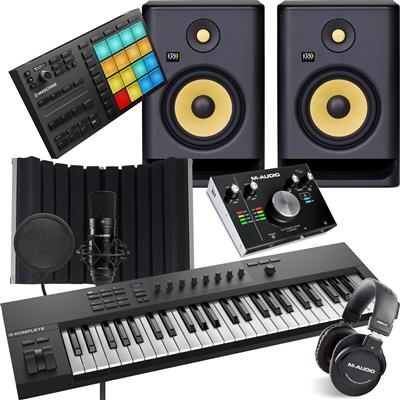 Image of Native Instruments A49 Vocal Producer Package