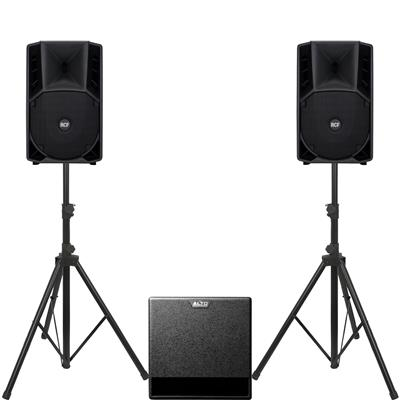 Image of RCF ART710A mk4 & 1 x TX212S Package