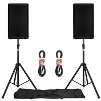 Image of RCF ART912A Professional Active Speaker Package