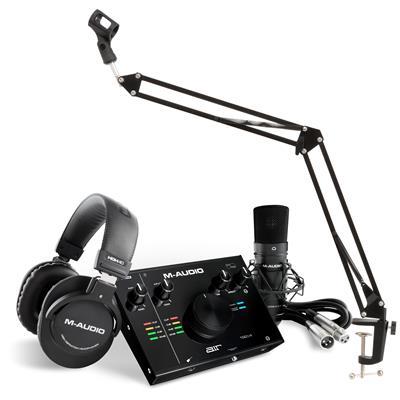 Image of M Audio AIR 192|4 Vocal Studio Pro & Boom Arm