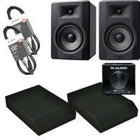 Image of M Audio BX5 D3 & AIR|Hub Package