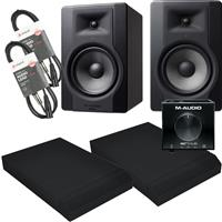 Image of M Audio BX8 D3 & AIR|Hub Package