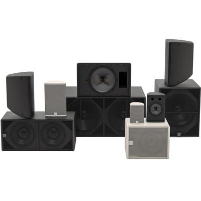 Image of Martin Audio CDD6 Package