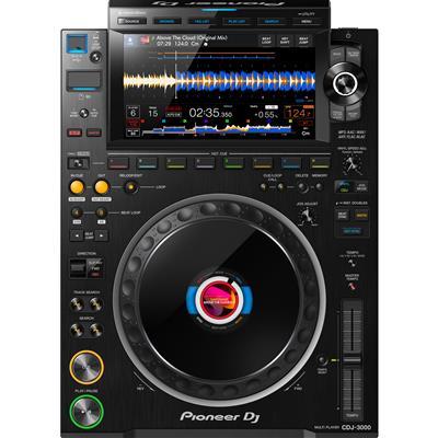 Image of Pioneer DJ CDJ3000 Professional DJ multi player
