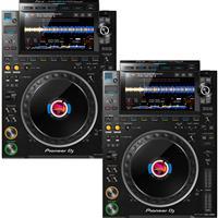Image of Pioneer DJ CDJ3000 B Stock Pair
