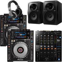 Image of Pioneer DJ CDJ900 Nexus & DJM750 Mk2 Bundle