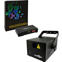Image of Laserworld CS 2000RGB MKII & Showeditor