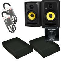 Image of KRK Classic 5 & AIR|Hub Package
