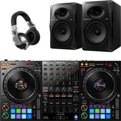 Image of Pioneer DJ DDJ1000 & VM80 Bundle