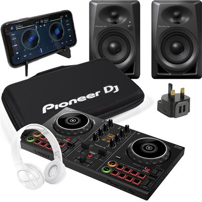 Image of Pioneer DJ DDJ200 Bag Bundle