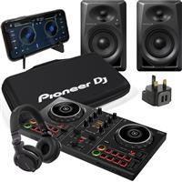 Image of Pioneer DJ DDJ200 CUE1 Bag Bundle
