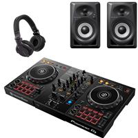 Image of Pioneer DJ DDJ400 & DM40BT Bundle 1