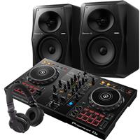 Image of Pioneer DJ DDJ400 & VM50 CUE1 Package