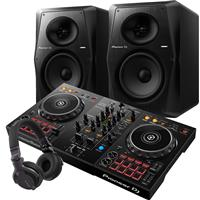 Image of Pioneer DJ DDJ400 & VM70 CUE1 Package