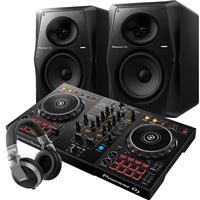 Image of Pioneer DJ DDJ400 & VM70 X5S Package