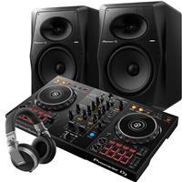 Image of Pioneer DJ DDJ400 & VM80 X5S Package