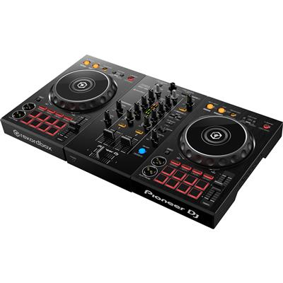Image of Pioneer DJ DDJ-400 2-channel DJ controller for rekordbox DJ