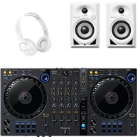 Image of Pioneer DJ DDJFLX6 White Package