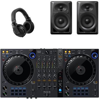 Image of Pioneer DJ DDJFLX6 X5K Package