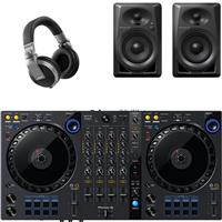 Image of Pioneer DJ DDJFLX6 X5S Bundle