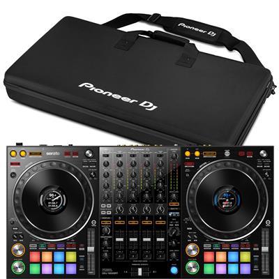 Image of Pioneer DJ DDJ1000SRT & DJC1X Package