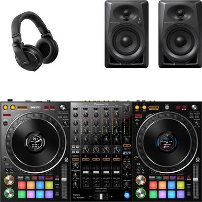 Image of Pioneer DJ DDJ1000SRT & DM40 Bundle